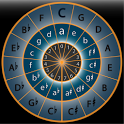 Circle of 5ths icon
