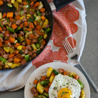 Summer Vegetable Skillet.