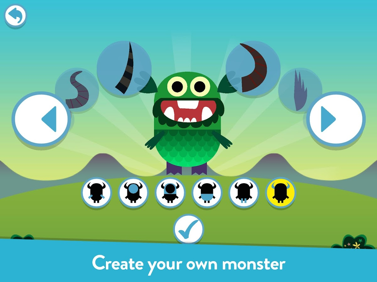 Teach Your Monster to Read- screenshot