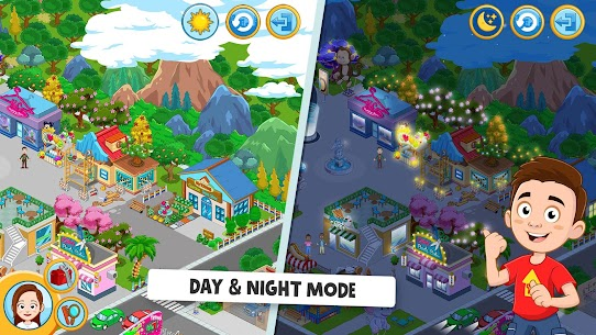 My Town Discovery 1.19.5 Mod (Unlocked) 2