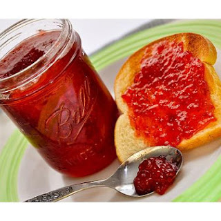 Sugar Free Strawberry Jam.