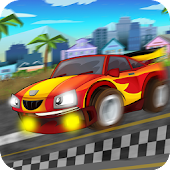 Mini Car Racing: Motor Racer