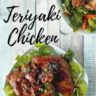 Pure Delicious Teriyaki Chicken