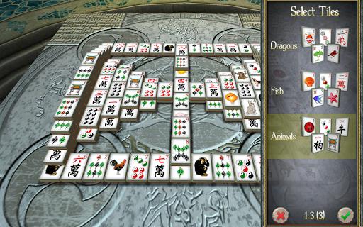 Mahjong Fantasy game for Android screenshot