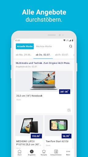 ALDI Nord Angebote & Einkaufsliste  screenshots 2