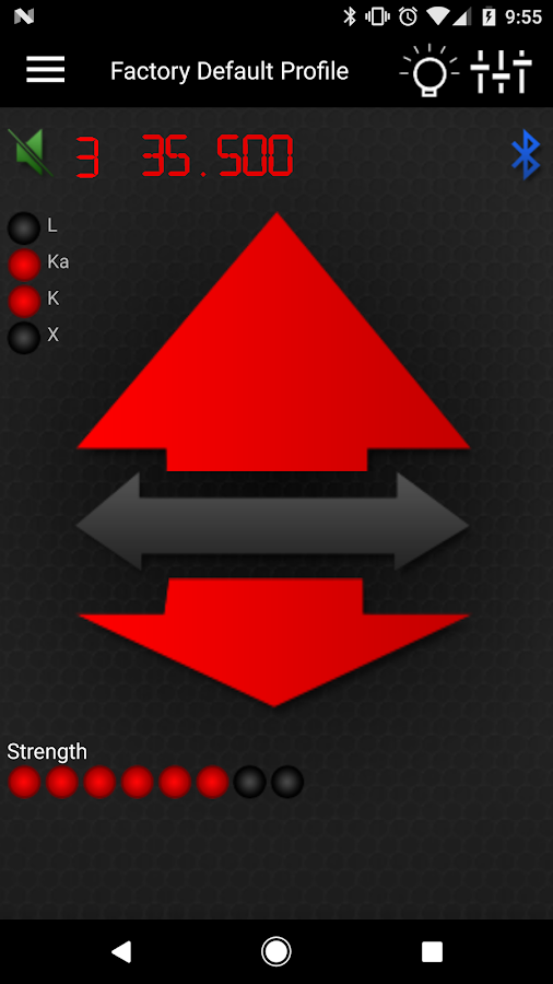 V1connection, the app- screenshot