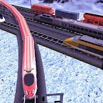 Train Simulator Games 2018 Icon