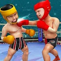 Dwarf Punch Boxing 2020: Real Ring Fighting Games icon