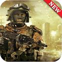 Counter commando strike fps Shoot 2019 icon