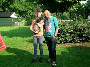 Photo: Mijn roepnaam is Bowie en ga wonen in Schagen bij Mieke en Johan