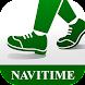 ウォーキングナビタイム-simple- - Androidアプリ