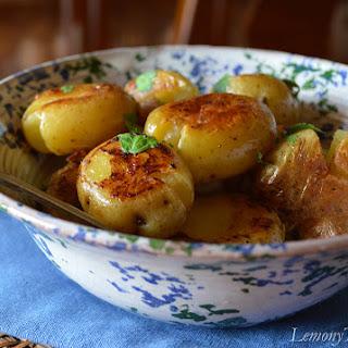 Pepin Potatoes {aka Smashed Potatoes}