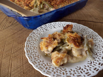 Uncle Greg's Green Bean Casserole Recipe