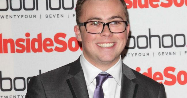 Joe Tracini gets emotional while discussing suicidal thoughts