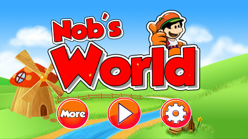 Nob's World - Jungle Adventure apktram screenshots 15