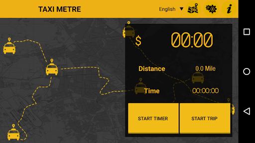 E-Taxi Metre