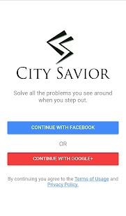 City Savior - náhled