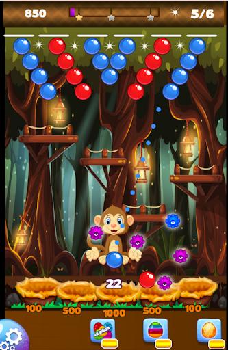Bubble Monkey Rescue