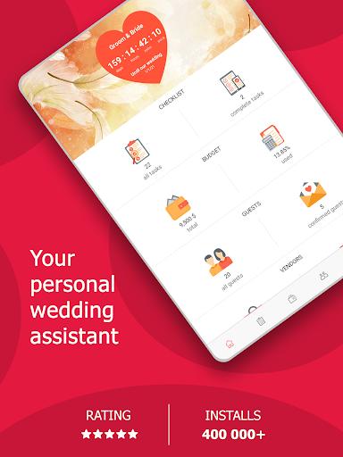 MyWed u2764ufe0f Wedding Planner with Checklist and Budget 2.02.112 Screenshots 9