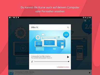 Udemy: Kurse und Tutorials Screenshot