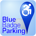 Blue Badge Parking [new] icon