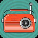 모두의 라디오 - 전국 주파수 통합 라디오 어플, 주파수 변경 NO, 국내 최다 채널지원 icon