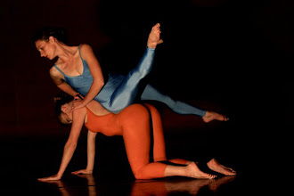 Photo: Choreography: Summer Belnap Robertson Dancers: Jennie Wood, Kylie Wright Photo By: Brian Passey