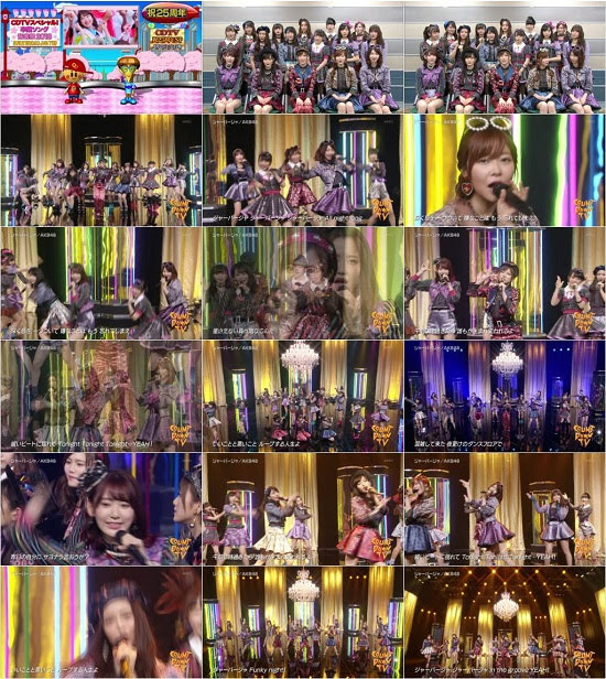 (TV-Music)(1080i) AKB48 Part – CDTV 180310