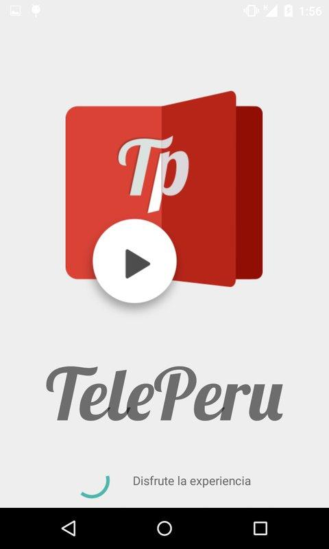 TelePeru (Player) - Tv Peru- screenshot
