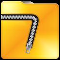 7Zipper 2.0 (7zip, rar, zip) icon
