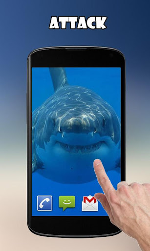 Shark Attack - Magic Touch 2.1 screenshots 3