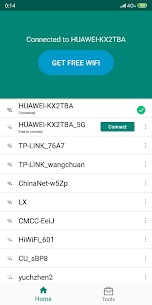 WiFi Password Key Apk – WiFi Master,Free WiFi Hotspot 1