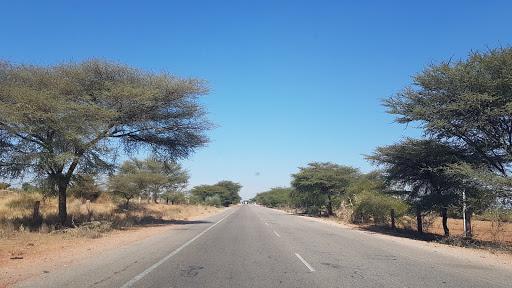 Road to Jaisalmer