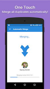 Cleaner – Merge Duplicate Contacts 3