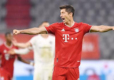 """Robert Lewandowski et Herbert Hainer heureux après le titre du Bayern Munich : """"Et maintenant, en route pour Berlin"""""""