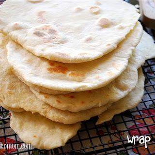 Soft Wrap Bread.