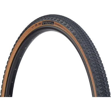 Teravail Cannonball Tire, 650x40, Tan Wall, Light and Supple, Tubeless Ready
