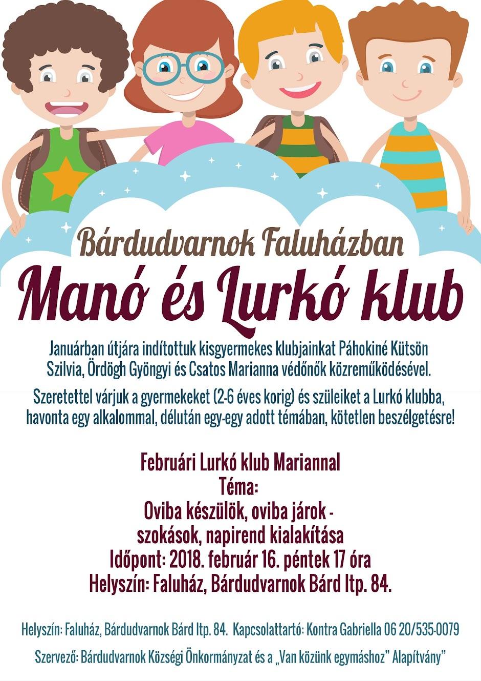 Lurkó Klub