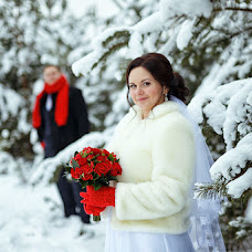 Wedding photographer Vladislav Migdalenok (Vissek). Photo of 20.01.2017
