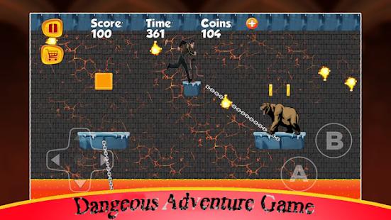 Dangerous Adventure Game & Run Story Dash Banana - náhled