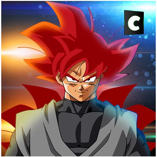 Goku Dragon Warrior VS Super Heroes