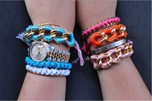 DIY Bracelet Craft Ideas