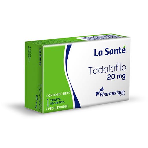 tadalafil 20 mg x 1 tab.