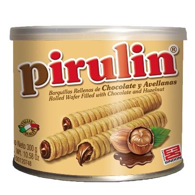 Chocolate Pirulin Lata Grande 300Gr