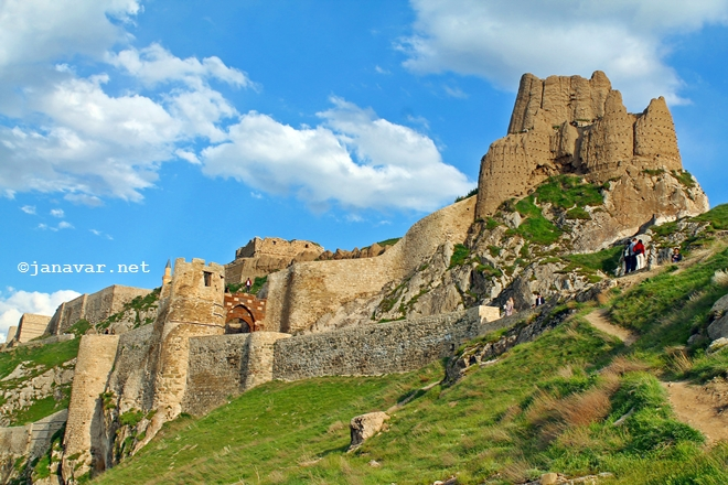 Travel: Castles in Eastern Turkey: Van Kalesi, Van
