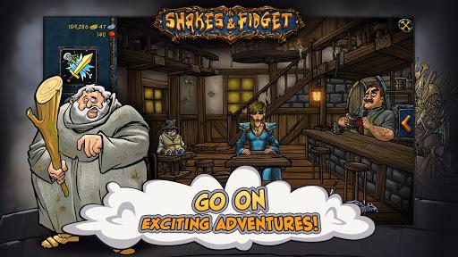 Shakes and Fidget Retro screenshot 2