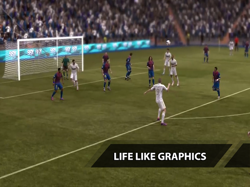 Real Football Champions League 2.5 screenshots 8