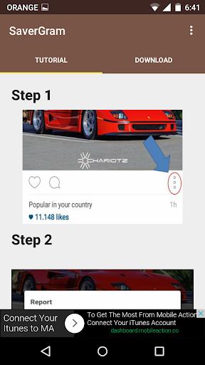 SaverGram Instagram Downloader