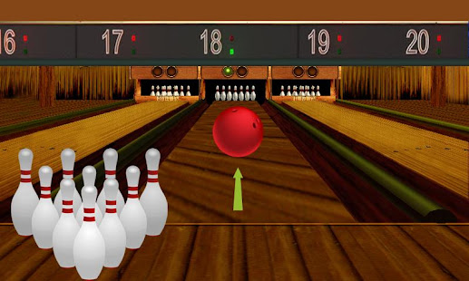 Play free games real bowling