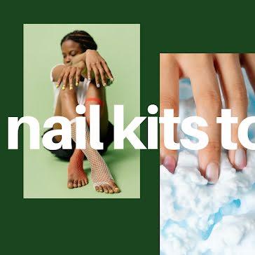 Nail Kits - Instagram Post template